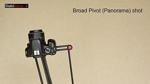 Broad Pivot shot