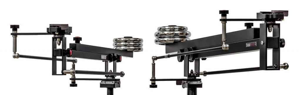 Kamerakran C-620 und C730 von Stabilmove