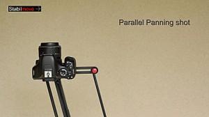 Parallel Panning shot